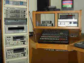 CableCom Studio Equipment